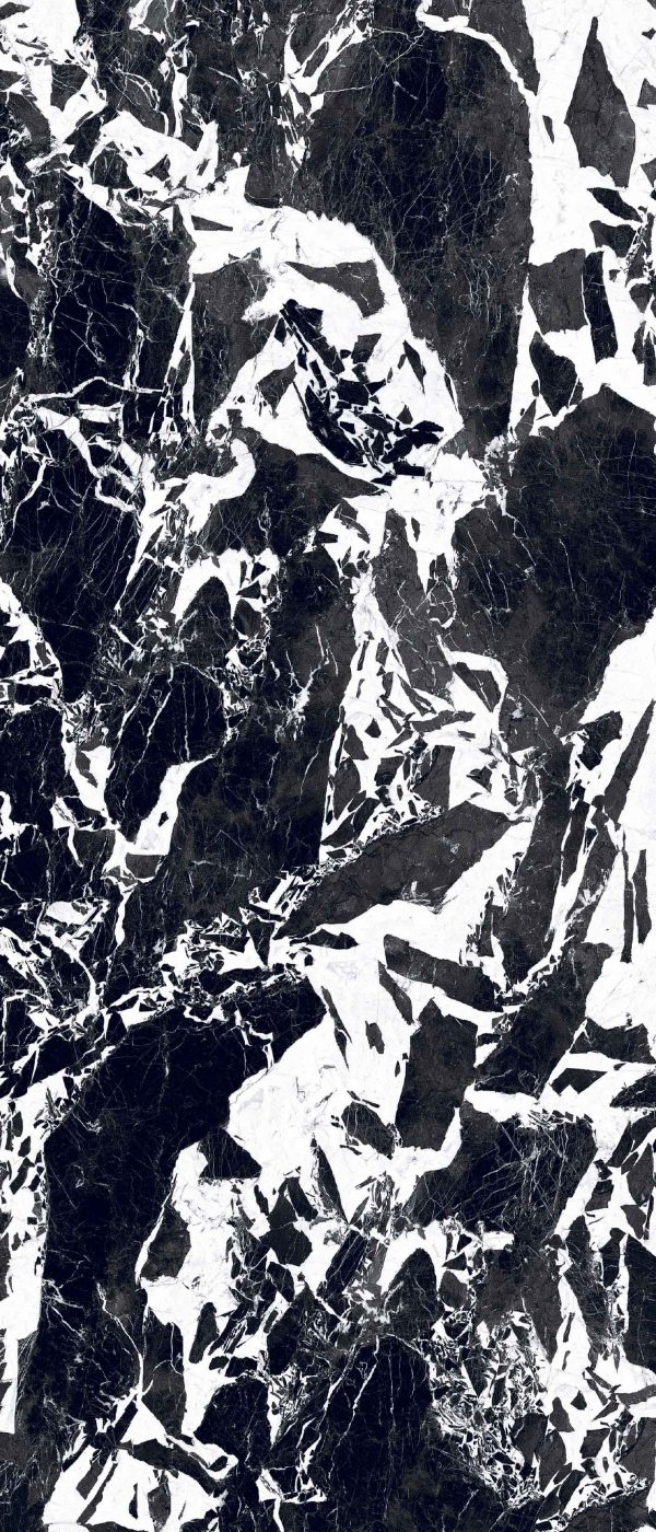 BW Marble Fragment Glossy 6mm 120 x 280