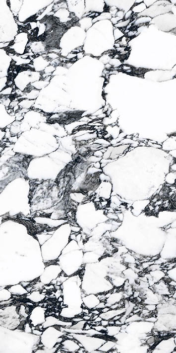 BW Marble Pebble Glossy 10mm 60 x 120