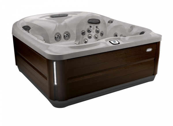 J-485 Hot Tub Modern Hardwood / Sahara 231 x 231 x 95h
