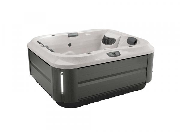 J-315 Hot Tub Smoked Ebony / Sahara 193 x 168 x 81h