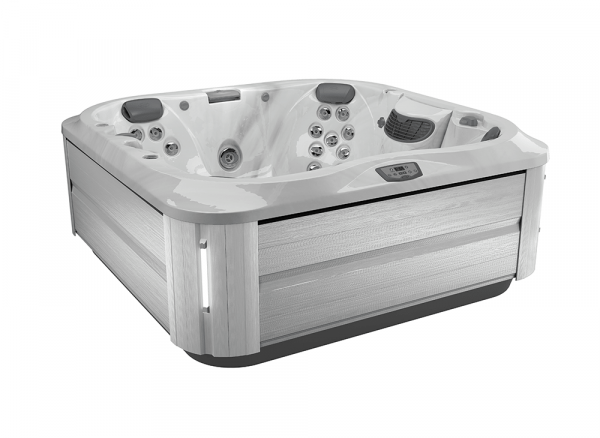 J-335 Hot Tub Brushed Gray / Platinum 214 x 214 x 92h