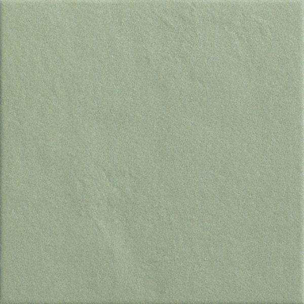 Mattonelle Margherita Marghe Green Matte 10mm 20.5 x 20.5