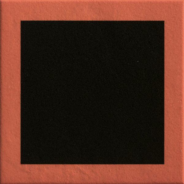 Mattonelle Margherita Square Terracotta Matte 10mm 20.5 x 20.5