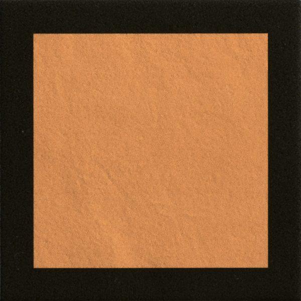 Mattonelle Margherita Square Orange Matte 10mm 20.5 x 20.5