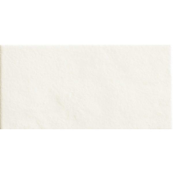 Mattonelle Margherita Marghe Half White Matte 10mm 20.5 x 10.1