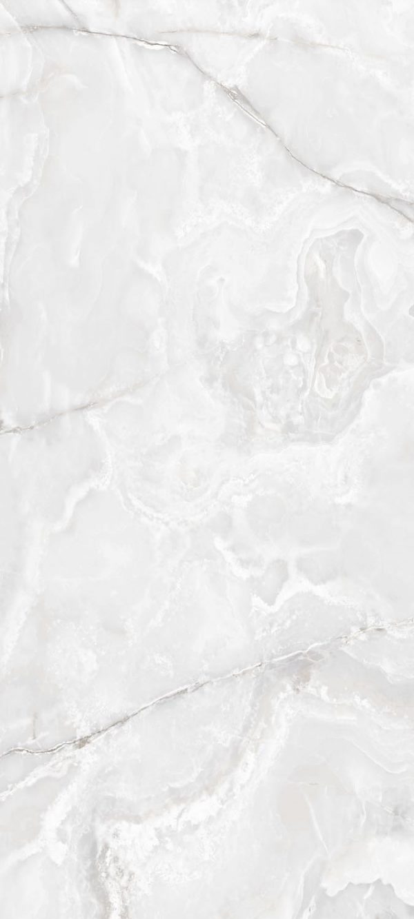 Onyx and More White Onyx Glossy 10mm 80 x 180