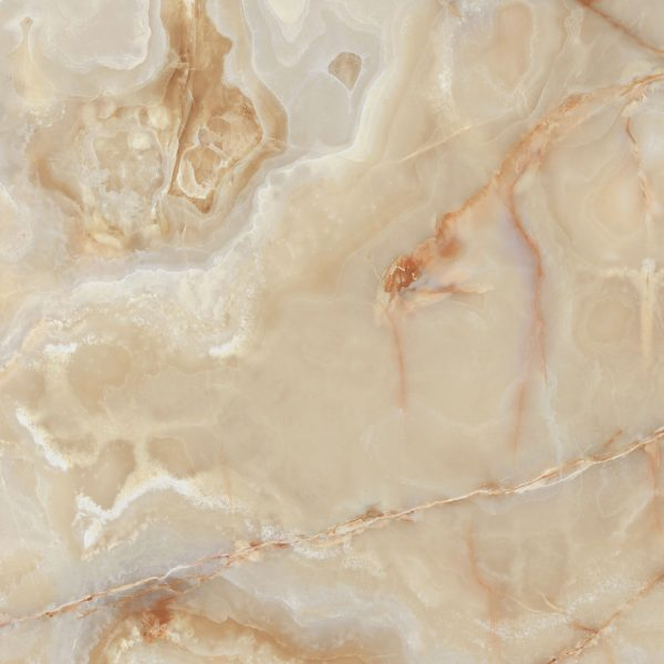 Onyx and More Golden Onyx Satin 10mm 80 x 80