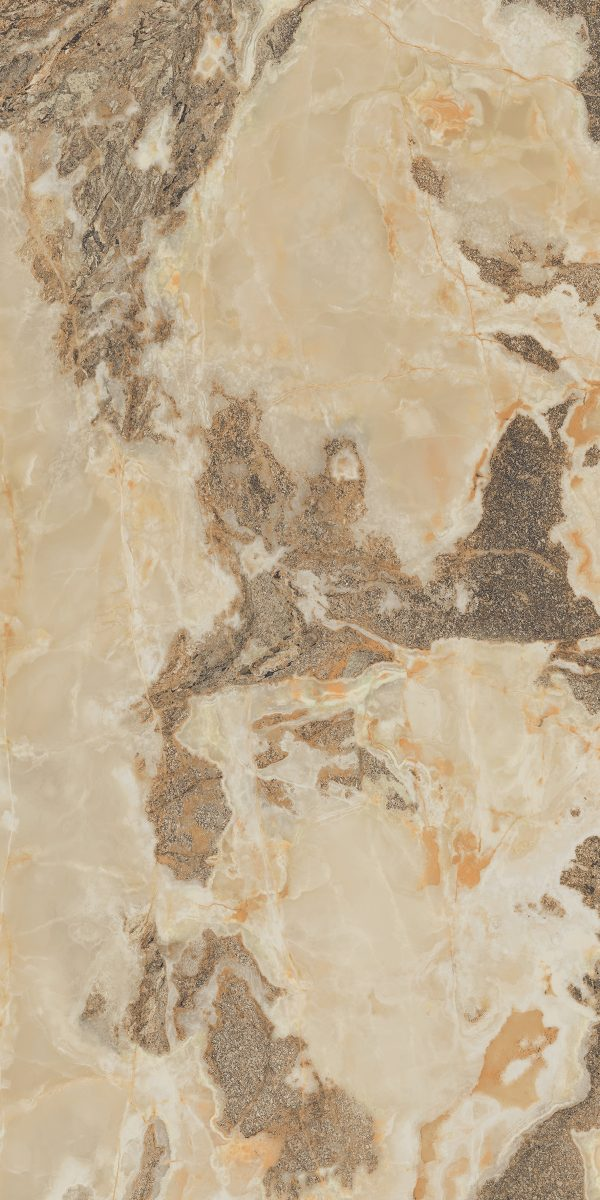 Onyx and More Golden Blend Satin 10mm 40 x 80