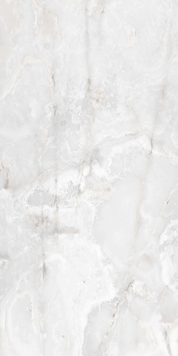 Onyx and More White Onyx Glossy 10mm 60 x 120