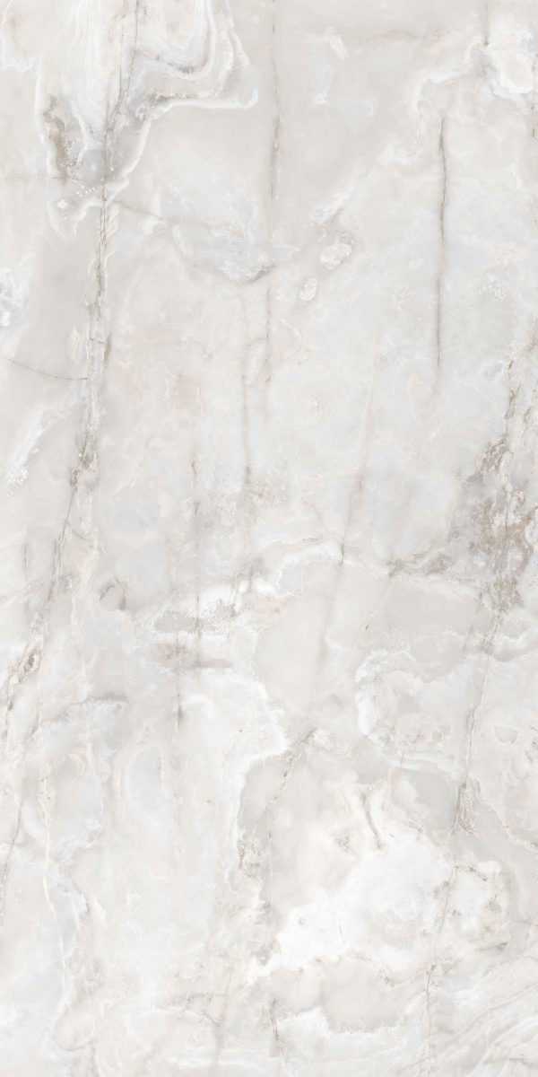 Onyx and More White Onyx Glossy 6mm 160 x 320