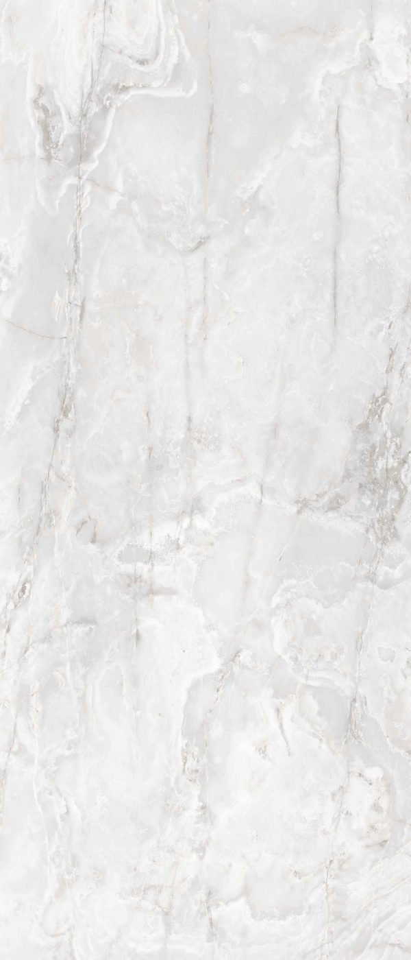 Onyx and More White Onyx Satin 6mm 120 x 280