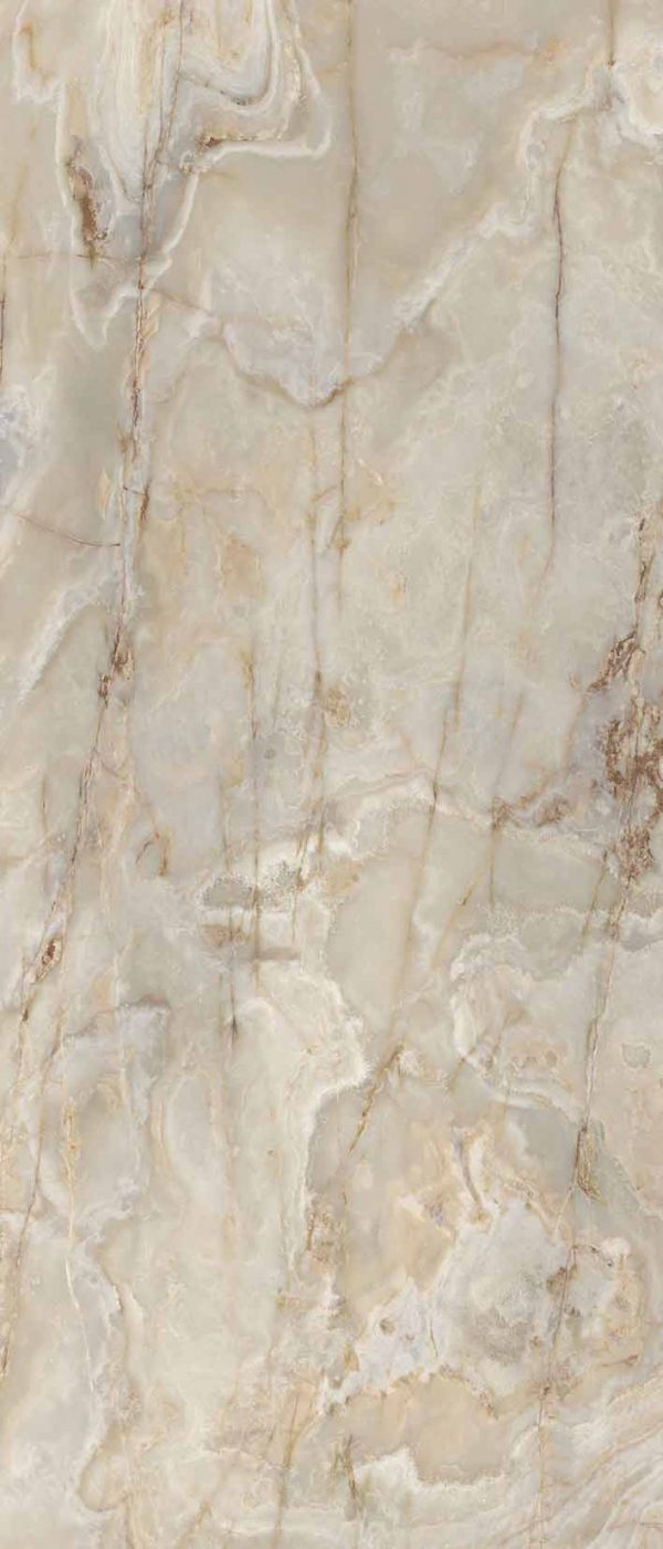 Onyx and More Golden Onyx Satin 6mm 120 x 280
