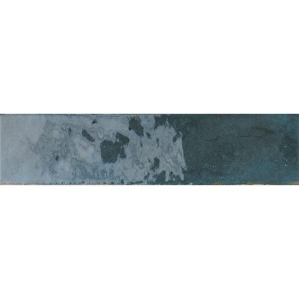 Soho Blu Glossy 9.5mm 6 x 25