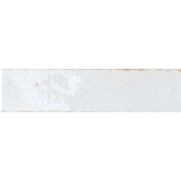 Soho White Glossy 9.5mm 6 x 25